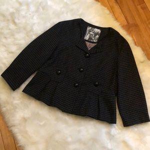 Mac & Jac Wool Blend Jacket